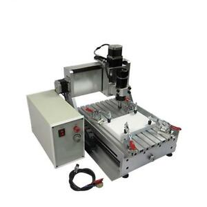 New 500w 3 Axis Cnc Router Engraver 3020 Engraving Machine Fast Shipping