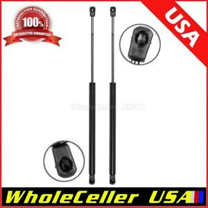 Pair Of 2 Hood 6312 Gas Charged Lift Support Shocks For Dodge Dakota 2005 2010