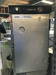 Cres Cor Insulated Half size Hot Cabinet Model H 339 t128c