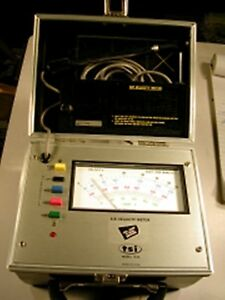 Tsi Velocity Meter Model 1640 Tested Good