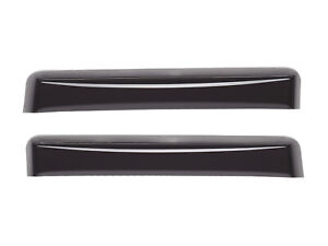 Weathertech Side Window Deflectors For Mitsubishi Lancer 2008 2015 81466