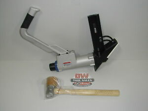 Hardwood Flooring Nailer Cleat Nailer 2 L Cleat recon Includes Case
