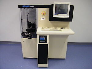 Nanometrics Nanospec 8300 Automated Film Thickness Measurement System
