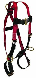 Falltech 7010 Full Body Harness Standard Non belted Universal Fit New