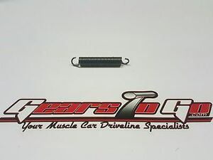 Muncie M20 M21 M22 4 Speed Transmission Hd Side Cover Spring Improve Shifting