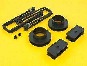 Steel Lift Kit Front 3 Rear 1 5 Gmc Chevy 88 98 2wd C1500 C2500