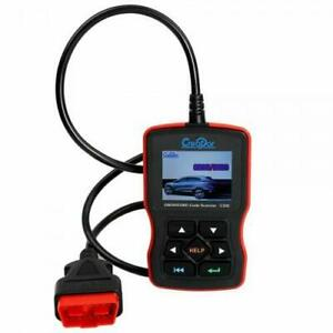 Fault Code Reader Engine Scanner Diagnostic Reset Tool Obd2 Ii Can For Peugeot