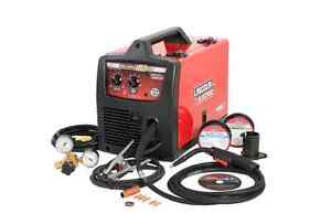 Lincoln Electric Mig Wire Welder Feeder Weld Pak 180 Hd Auto Farm Home