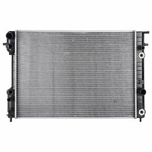 Radiator 2595 Fit 2000 2001 Cadillac Catera 3 0 V6