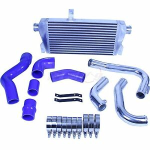 New Rev9 Audi 02 05 A4 1 8t Front Intercooler Kit Fmic Version 2 Bolt On