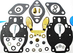Carburetor Kit Float Fits Kohler Generator Waukesha Engine 155 A267687 13560