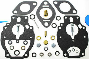 Carburetor Kit For Massey Ferguson Combine 92 Chrysler 33 220813m91 Ford 12351