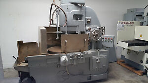 30 Blanchard Rotary Surface Grinder Mdl 18 30 30 Electro Magnetic Chuck
