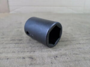 Proto 7419m 19mm Metric Hex Socket