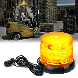 Xprite 12 Led Security System Emergency Flash Strobe Rotating Beacon Light
