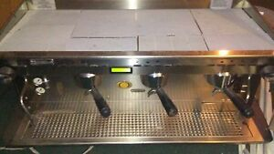 Rancilio Classe 8 3 Group Espresso Machine