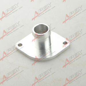 3 4 19mm Bov Dump Valve Aluminum Adapter Flange For Greddy Type Rs Bovs