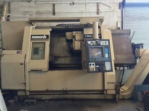 Monarch Ultra Center Fanuc 15 t Max 2300 Rpm Cnc Lathe