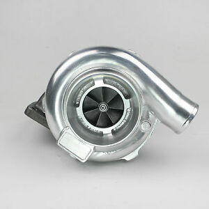Gt30 Gt3076 Universal Performance Turbo Charger A r 63 T3 Flange V band