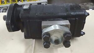 Parker 322 9121 027 Commercial Hydraulic Pump Pgp 365 New