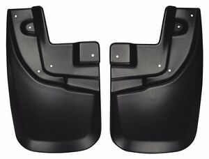 Mud Flaps For Toyota Tacoma 2005 2015 56931 Husky Liners Front Custom Guards