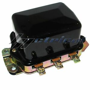 External Voltage Regulator 6 Volt A Circuit For Chevy Bel Air Delco Generator 6v