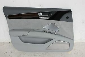 Fr Door Trim Panel Audi A8 Left 15