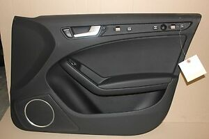 Fr Door Trim Panel Audi S4 Right 14