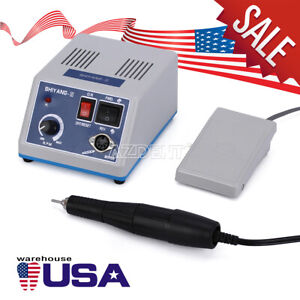 Usa Dental Electric Micro Motor Polishing Polisher Motor N3 35 Krpm Handpiece
