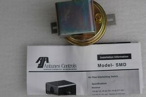 Antunes Controls Model Smd Pressure Switch 17 6 0 W c 0294