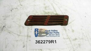 Cover air Cleaner Intake Gas