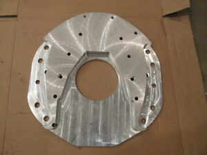 Adapter Kit plate Flywheel Front Mounts For Cummins B Series To Ih Gas 706d