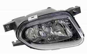 Mercedes W211 E320 E350 E500 Oem Fog Light Front Passenger Side New Oem