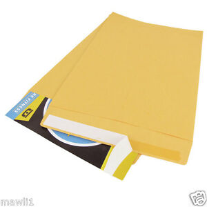 100 6 X 9 Manila Kraft Catalog Mailing Envelopes Self Seal Mailer