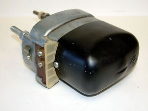 75328 Military 24 Volt Wiper Motor For Series Land Rover