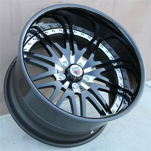 20 New 2 20x12 Kinesis Forged Wheels Camaro Ss 350 Z 28 Zl1 Iroc Z 1967 1992