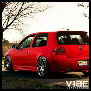 18 Avant Garde M310 Machined Wheels Rims Fits Vw Volkswagen Golf Gti Mk4