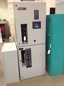 Ge Zenith 100 Amp 480 Volt 1 Phase Automatic Transfer Switch