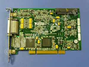 National Instruments Pci 6229 Ni Daq Card Analog Input Multifunction