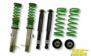 00 04 Ford Focus Wagon St Suspensions Coilovers