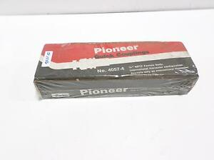 Pioneer Hydraulic Quick Coupling Lot Of 5 4057 4 Nib