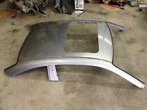 Bmw E46 M3 Roof Cut Sunroof Panel Frame Piece Beam Pillar A B C Sun Roof Body Oe