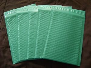 50 Teal 10x15 Bubble Mailer Self Seal Envelope Padded Protective Mailer