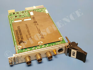 National Instruments Pxi 5114 Digitizer Card Ni Daq Scope 250ms sec