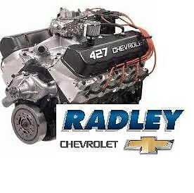 Gm Oem New Chevrolet Performance Zz427 480 Hp Crate Engines 19331572