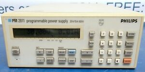 Fluke Phillips Pm2811 60w Power Supply 30volts At 10 Amps W Gpib Free Shipping
