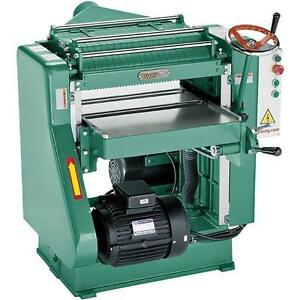 G5850z Grizzly 20 Professional Planer W 5 Hp Single phase Motor