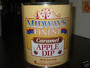 Midway s Finest Caramel Apple Dip 8lb Can
