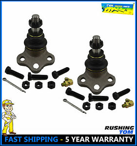 Front Upper Ball Joints Suspension Kit For Dakota Durango 2wd 4wd Dodge 97 To 99