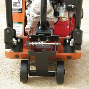 Mbw Plate Compactor Gp ap 12 15 And 18 Wheel Kit